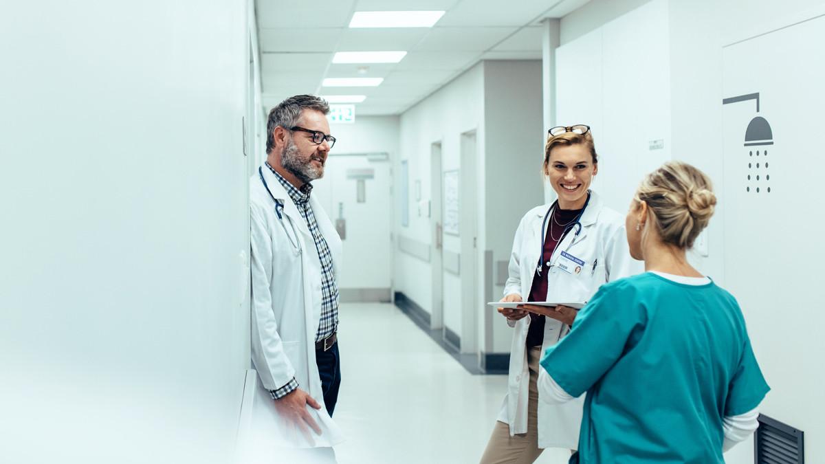 L'hôpital AZ Zeno souhaite rendre ses médecins, membres du personnel et membres de la direction plus facilement joignables à travers tout l'hôpital...