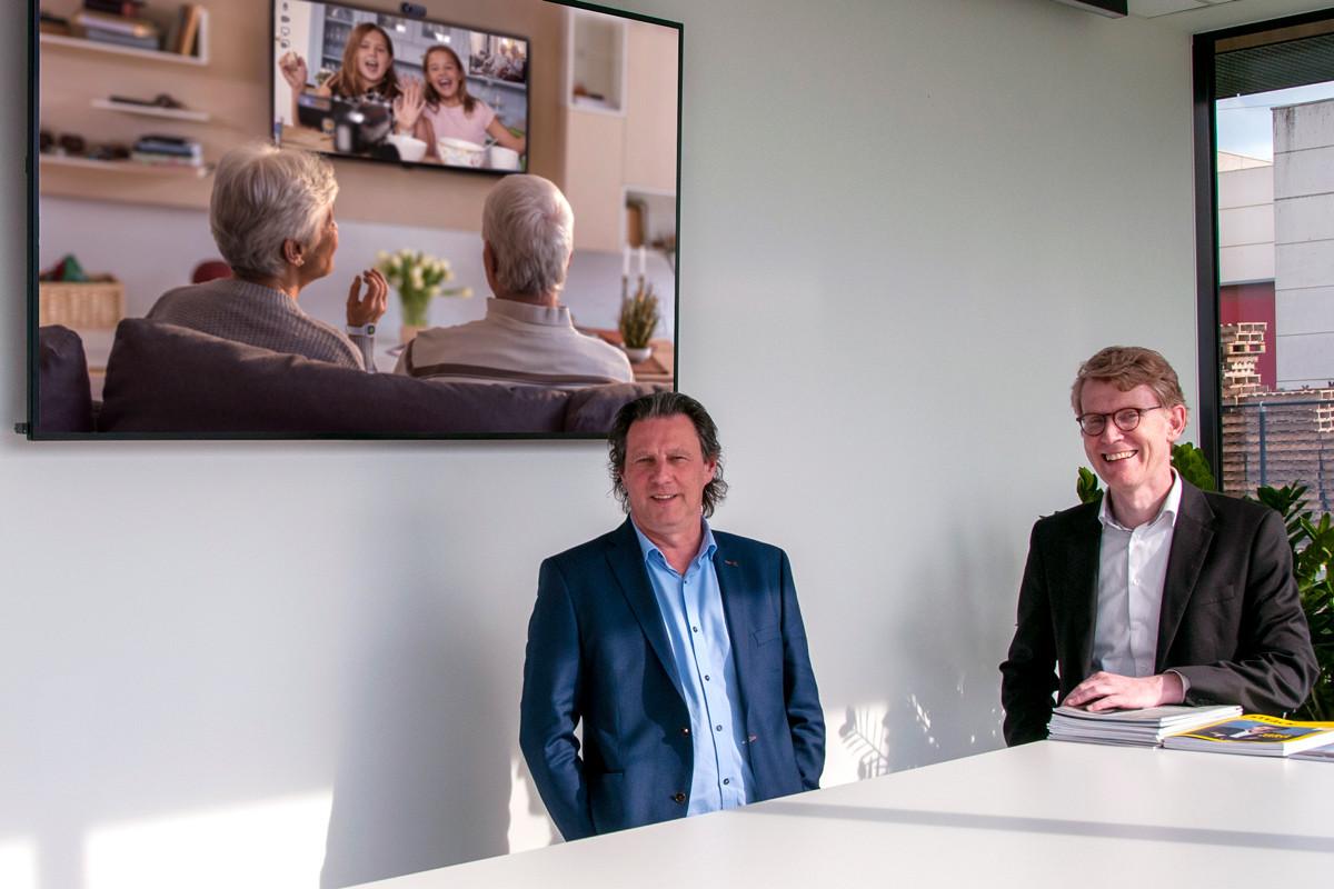 IDD Projects, pionnier de l'IPTV dans le secteur belge des soins de santé, et Telecom-IT Group, dirigé par Filip Gelaude et Tom Messiaen, unissent leurs forces...