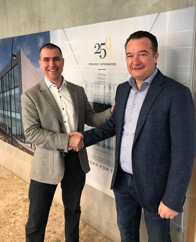 Ward Vandenbulcke, voormalig Sales Director bij SecureLink Belgium, start als Senior Business Consultant bij 25-8...
