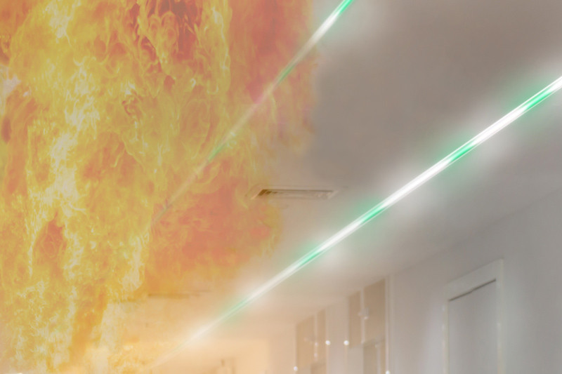 When there´s a fire alarm in a healthcare institution, reaction time is crucial. To take effective action, it is important that the right people...
