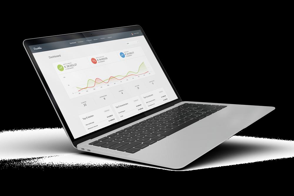 Alfa-Invoices-dashboard