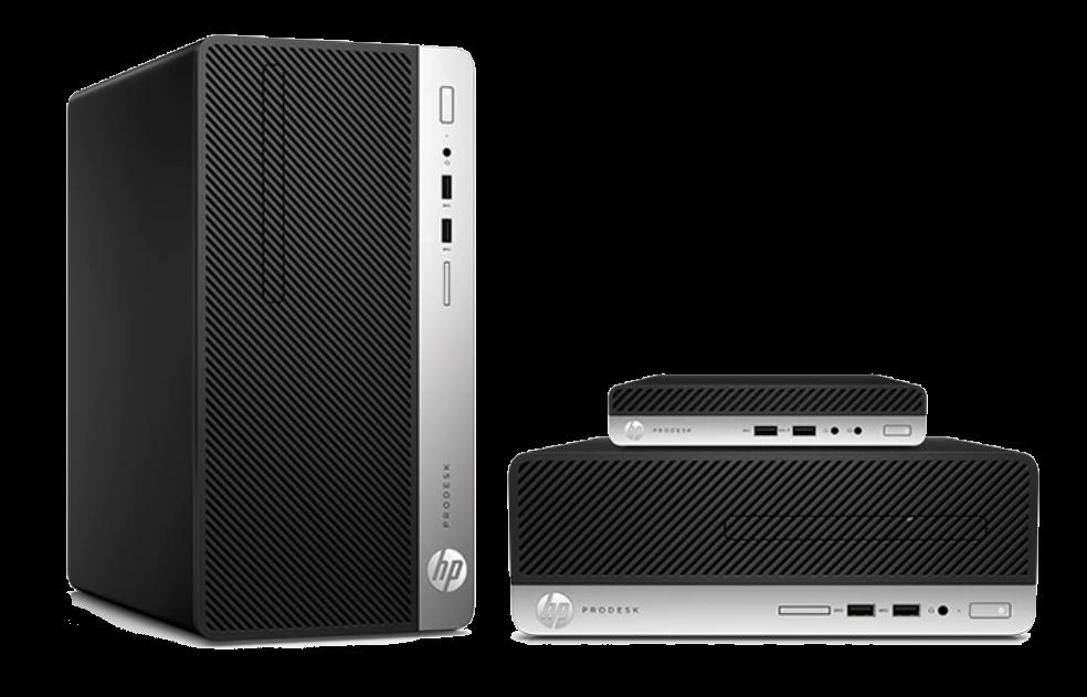 HP ProDesk Series