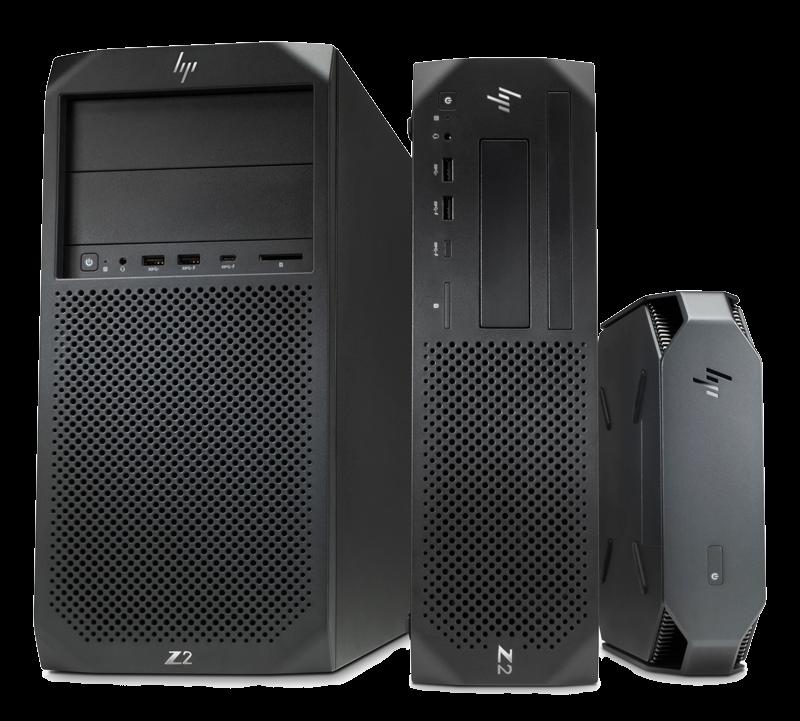 HP Z Workstation Series