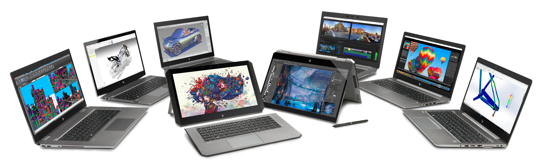 HP ZBook Series