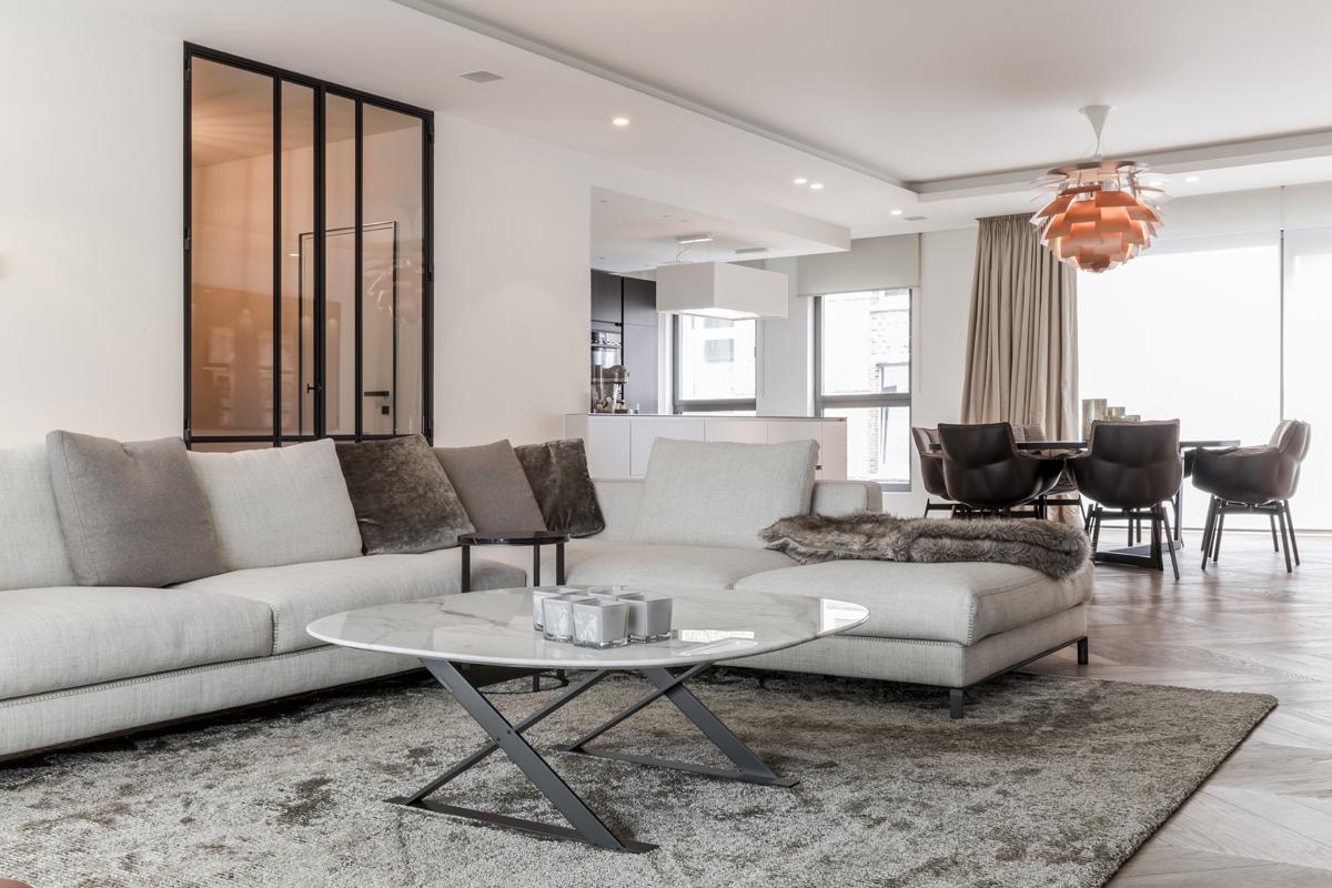 Design in klassieke loft