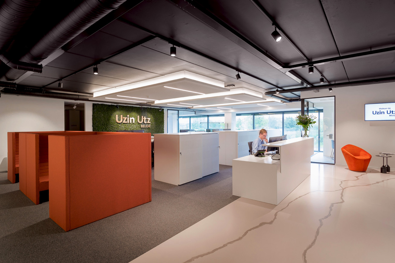 Your floor, their passion. Their office, our passion.  For the group Uzin Utz AG,...