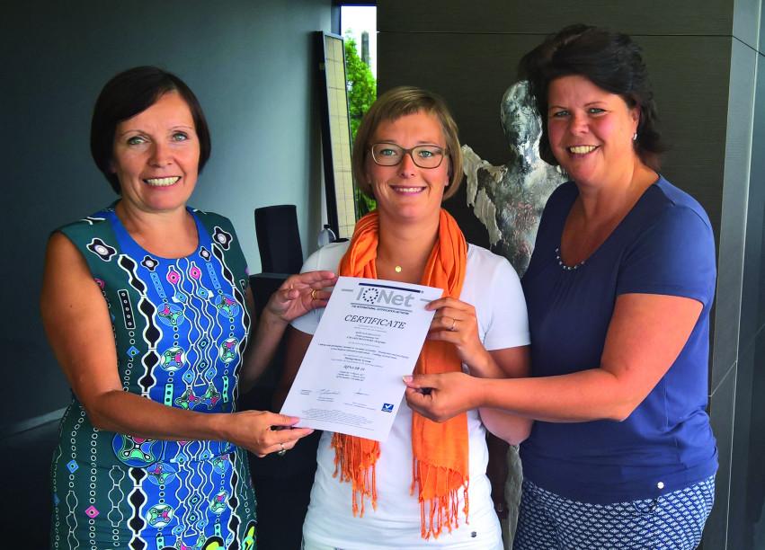 Premier certificat de durabilité