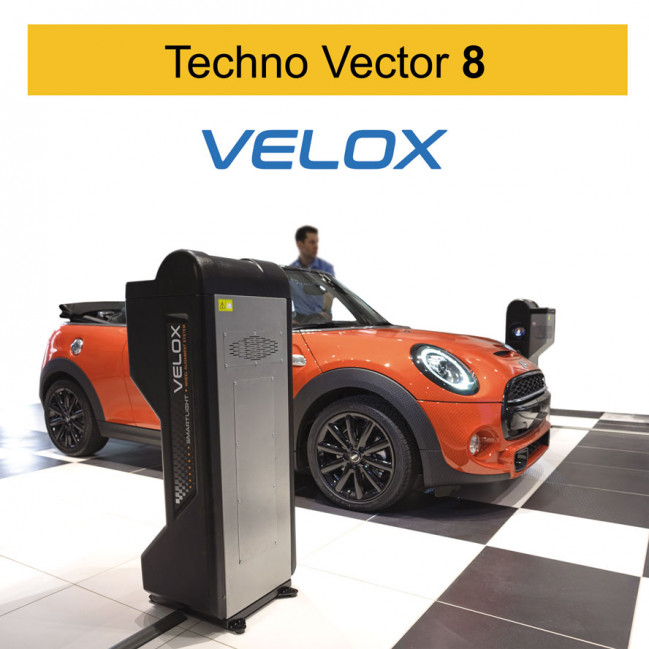 Techno Vector 8 Velox