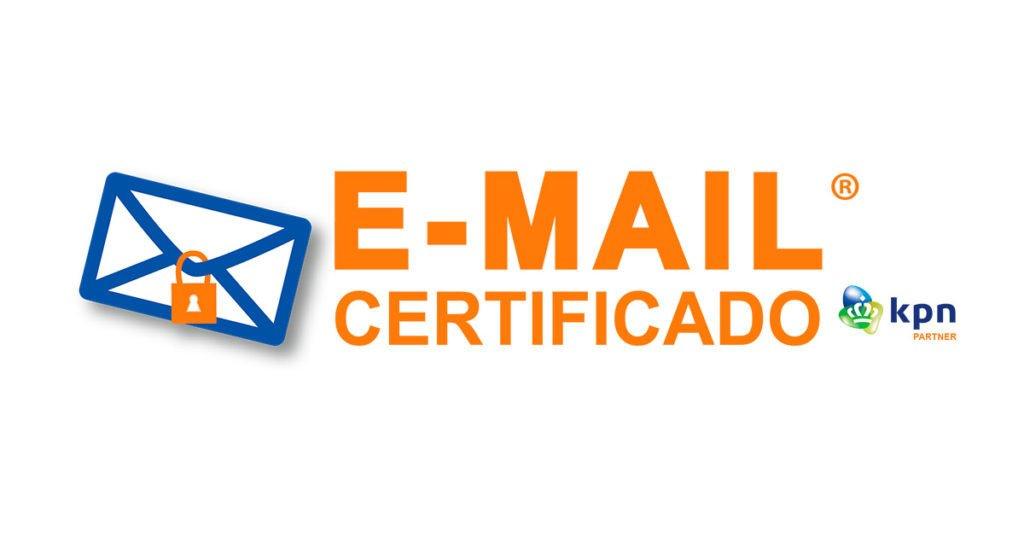 emailcertificado