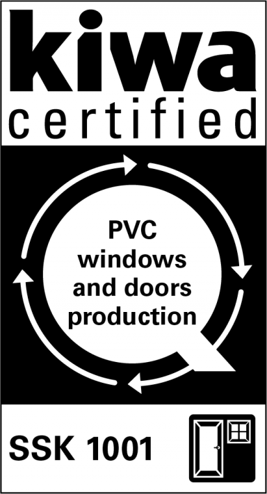 SSK 1001 PVC windows and doors production