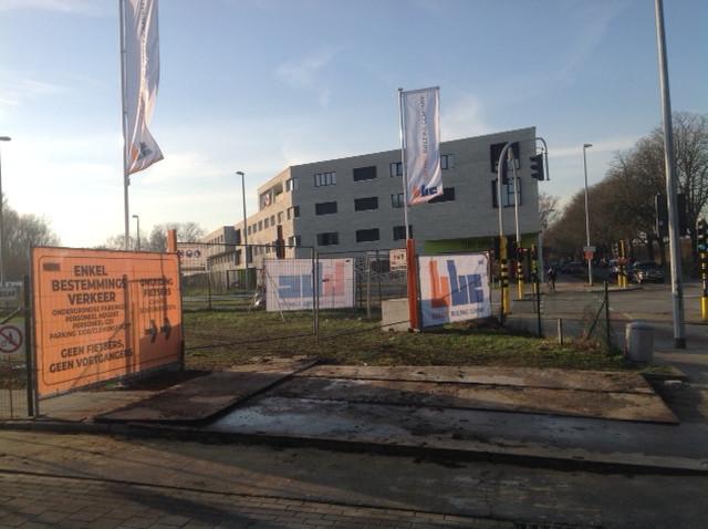 image3 UITBREIDING SPORTHAL HOGENT van start!