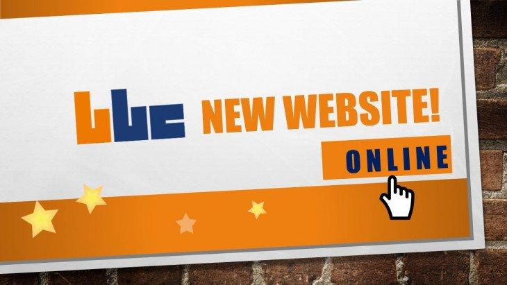 NEW WEBSITE! *MAAK KENNIS MET ONZE NIEUWE LOOK*