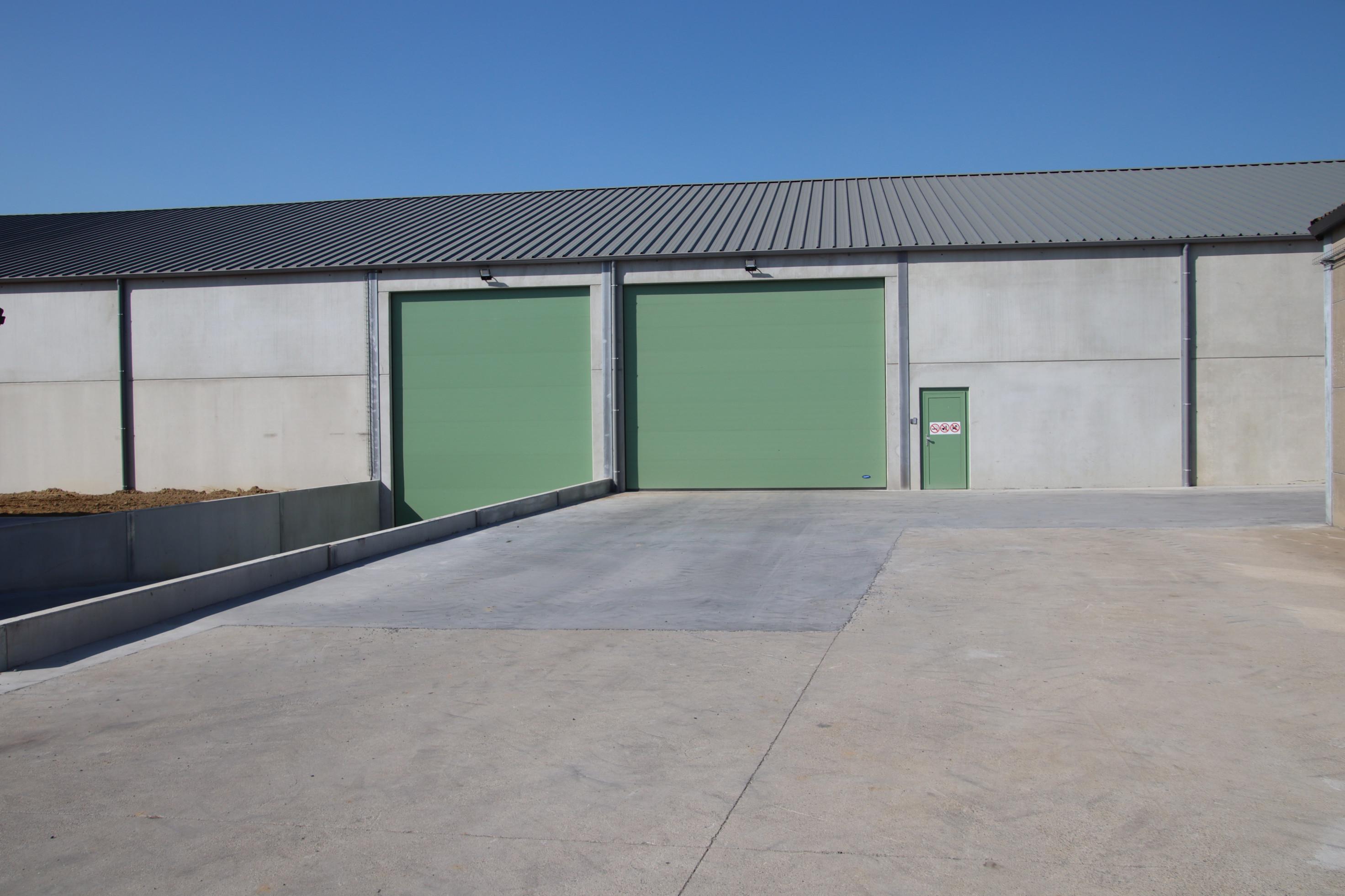 Migneau Dries, Agrobouw, Opslagloodsen, Landbouwloods, Agrarisch gebouw