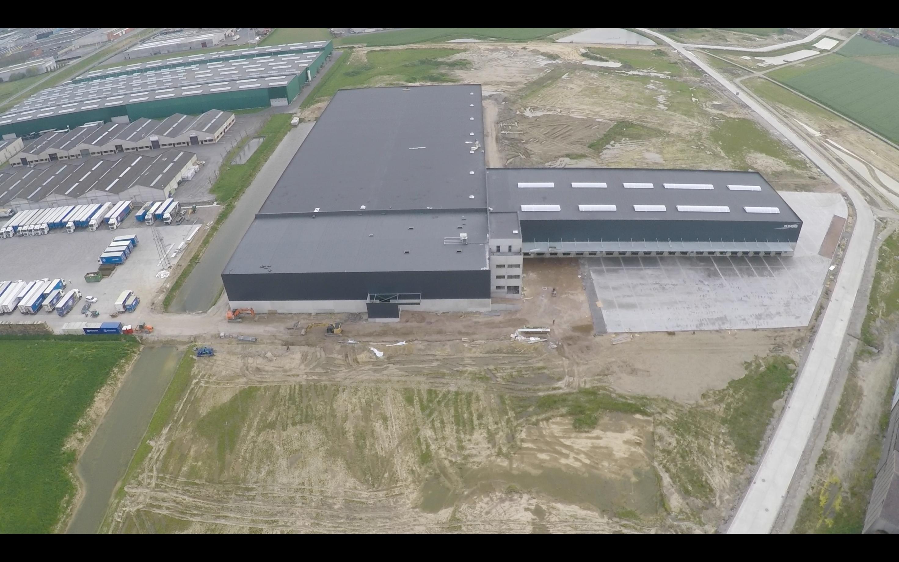 Transport De Rudder_Kuurne_distributiecentrum_bedrijfsgebouw_industriegebouw (1)