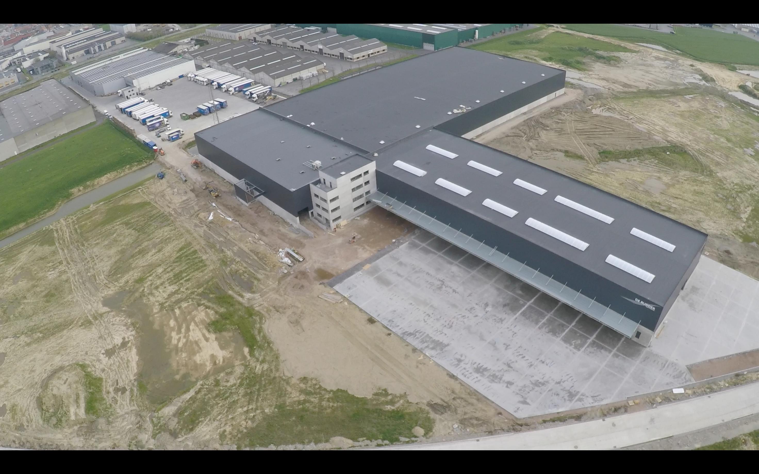Transport De Rudder_Kuurne_distributiecentrum_bedrijfsgebouw_industriegebouw (2)