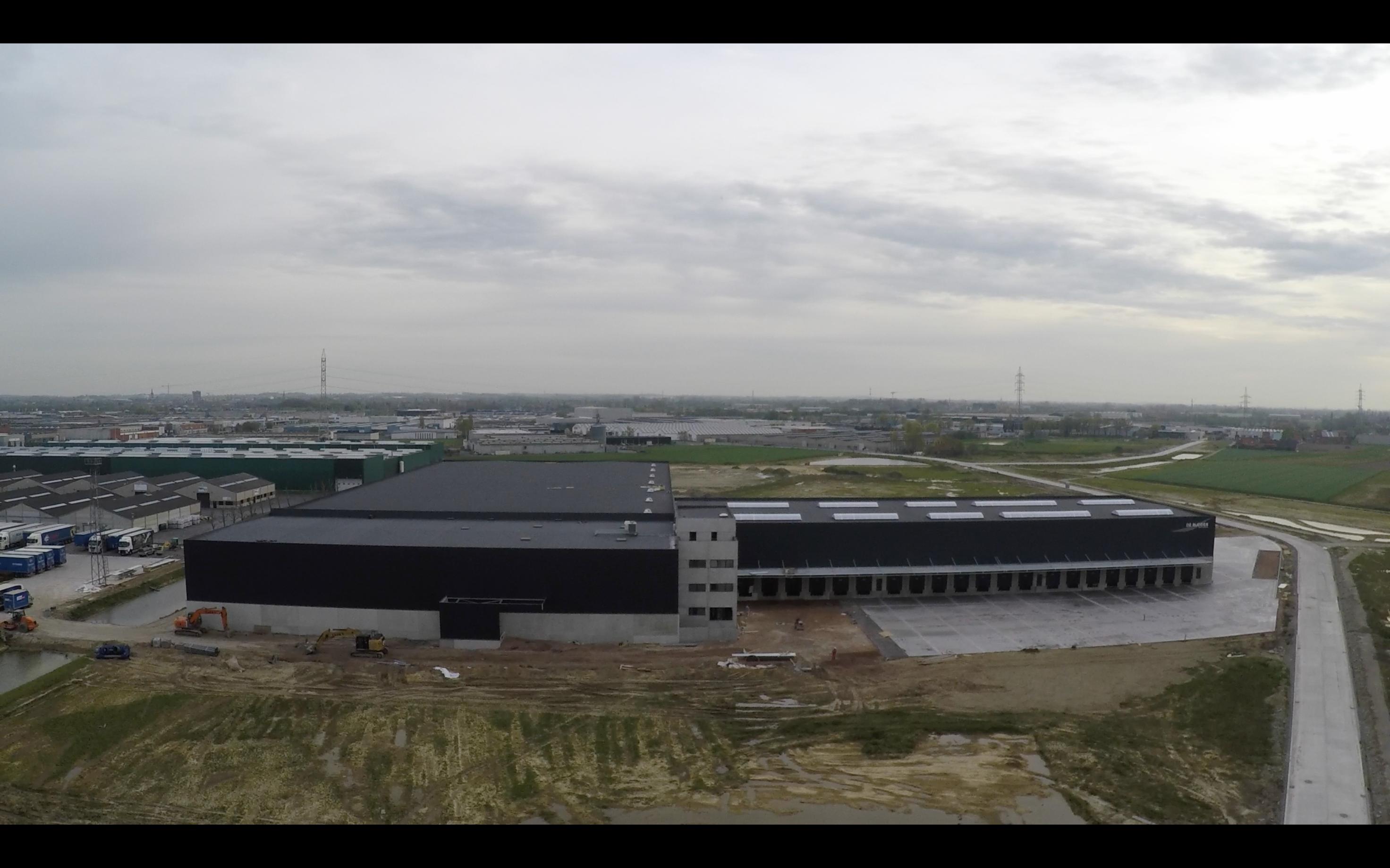 Transport De Rudder_Kuurne_distributiecentrum_bedrijfsgebouw_industriegebouw (5)