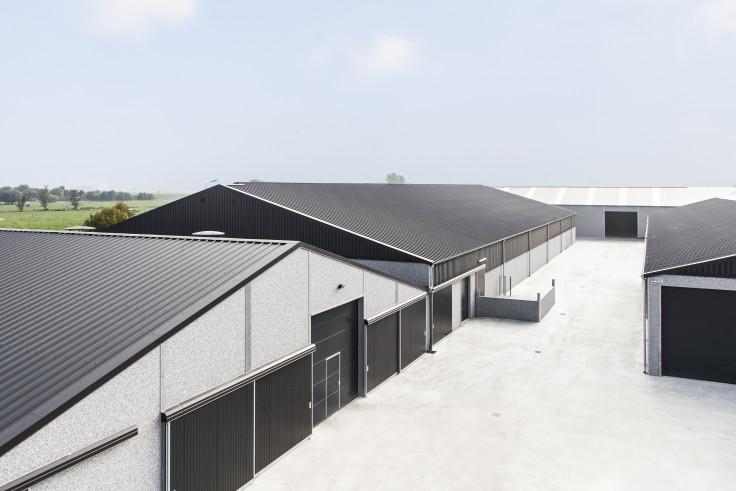 hangarbouw, hangar bouwen, nieuwe hangar