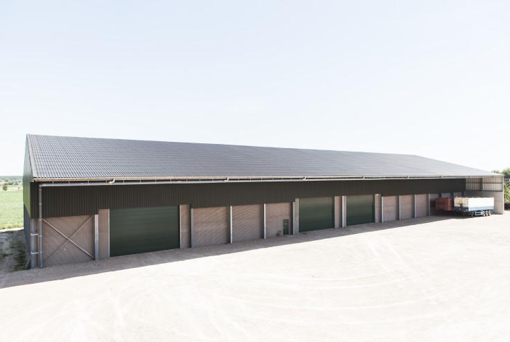 Loodsenbouw, loods bouwen, landbouwloods, hangarbouw, hangar bouwen, nieuwe hangar