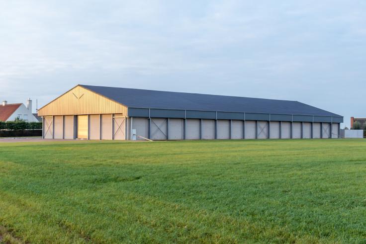 hangarbouw, hangar bouwen, nieuwe hangar, magazijn bouwen