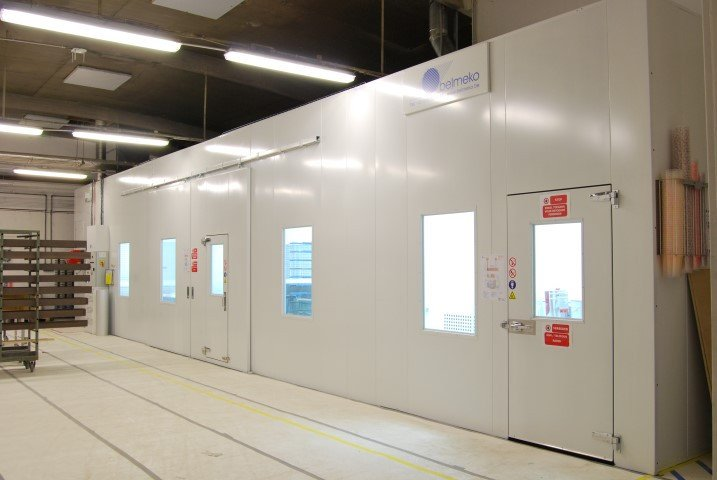 coating machinery: painting and drying