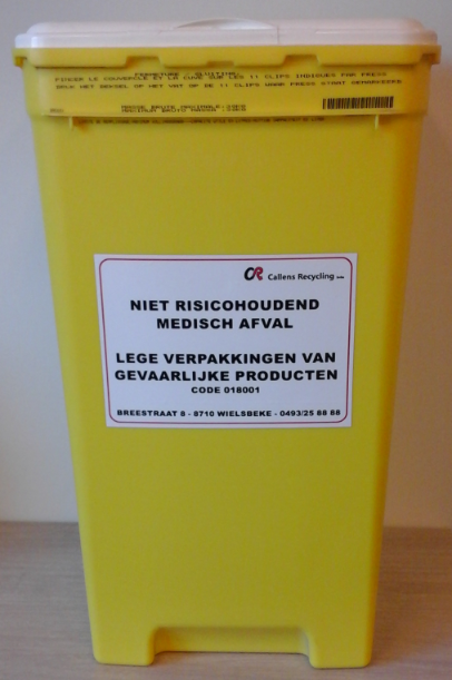 Container medisch afval
