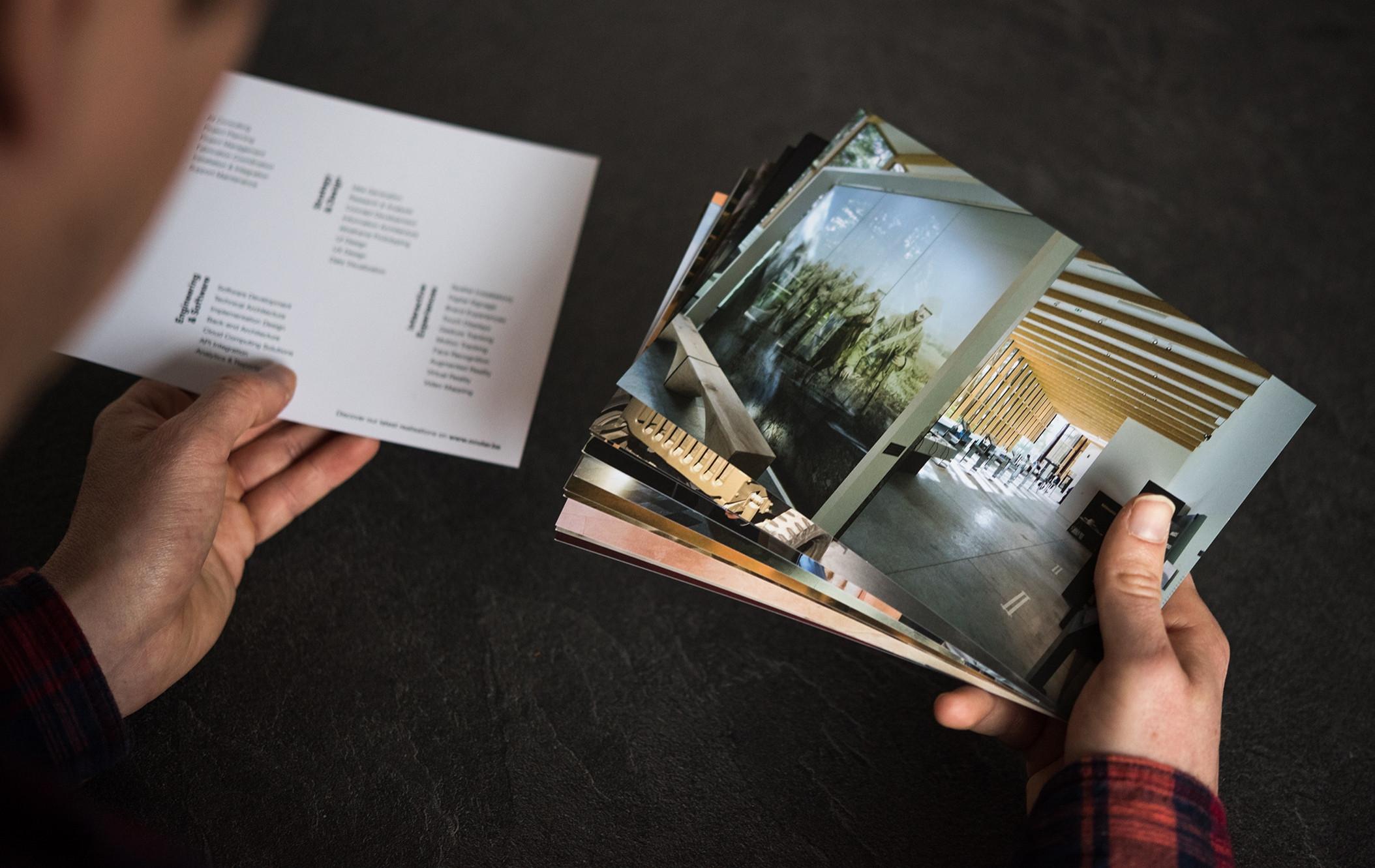 We stonden in voor het grafisch ontwerp van de fiches in dit stijlvolle doosje.
