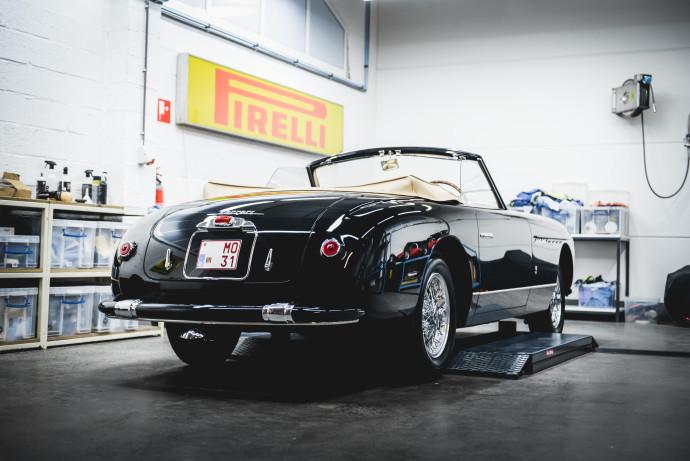 Ferrari 166 Inter Stabilimenti Farina Special