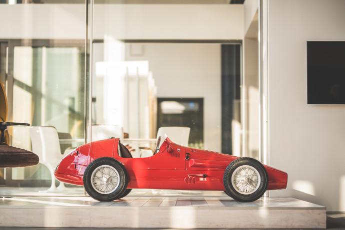 Maserati 250F Monoposto Child's car