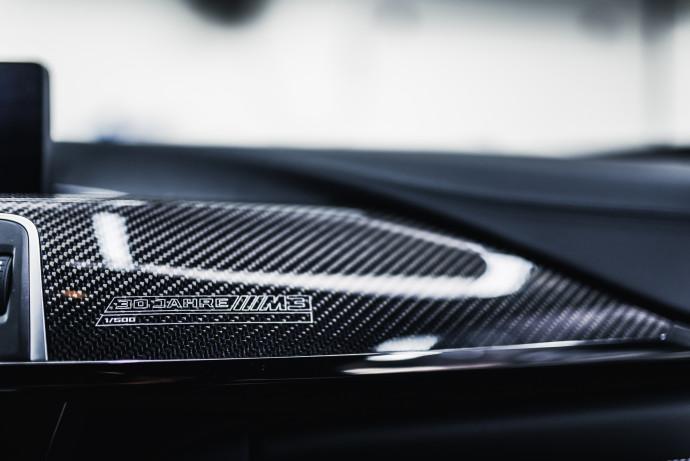 BMW M3 30 years edition