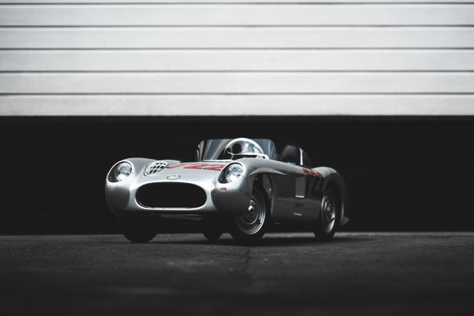 Mercedes 300 SLR Stirling Moss