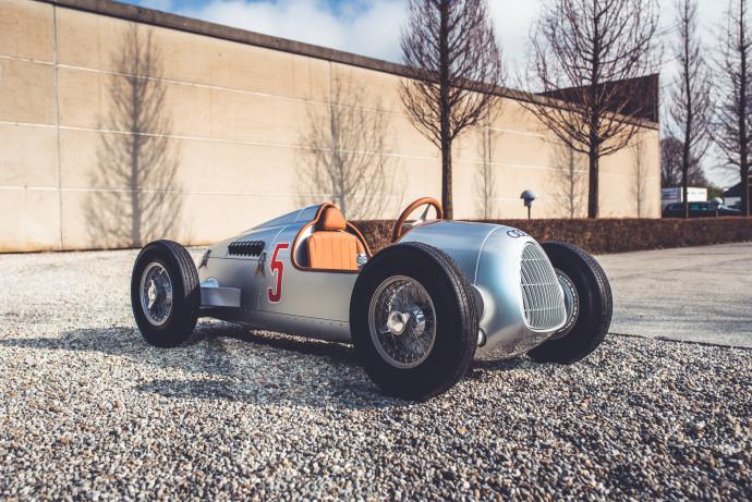 Auto Union Type C child car