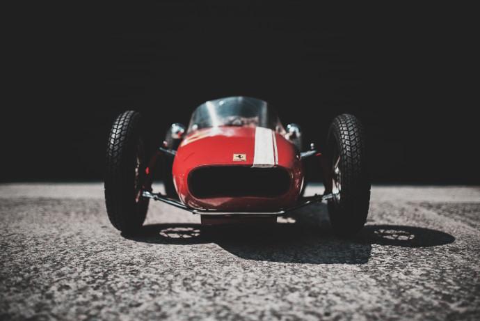 Ferrari F1 Ouragan Devillaine