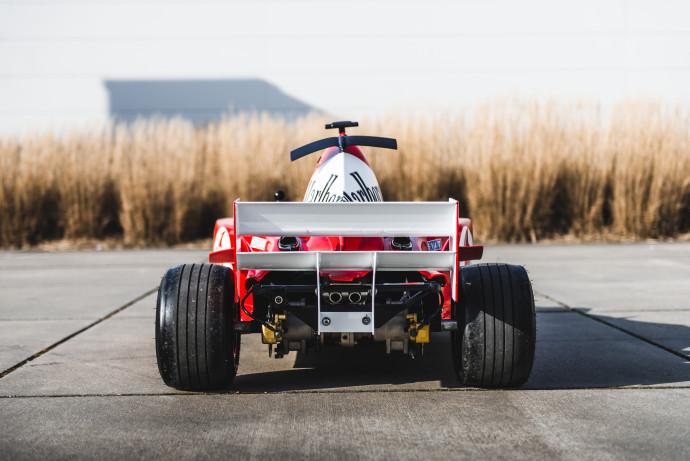 Ferrari F1 Michael Schumacher Child's car