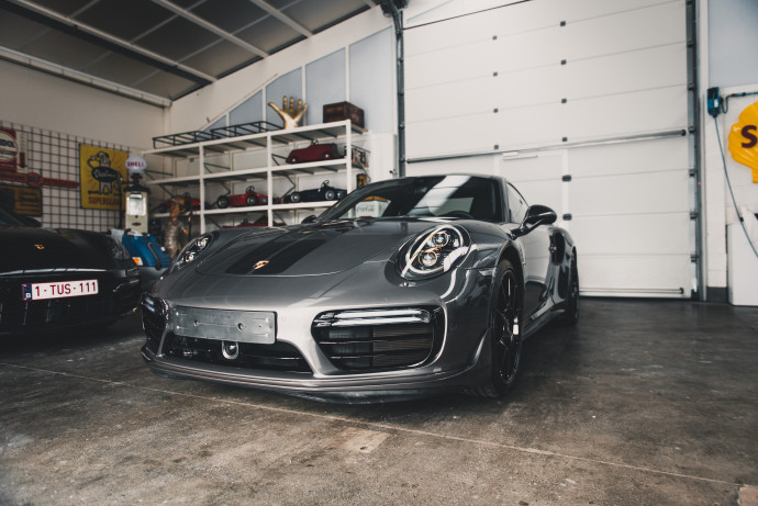 Porsche 991 Turbo S Exclusive