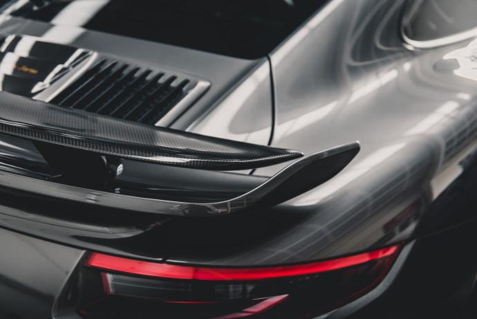 Porsche 991 Turbo S Exclusive