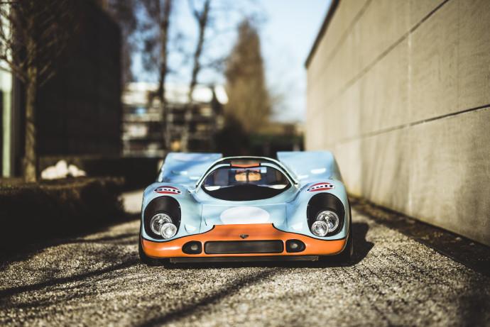 Porsche 917 Child's car