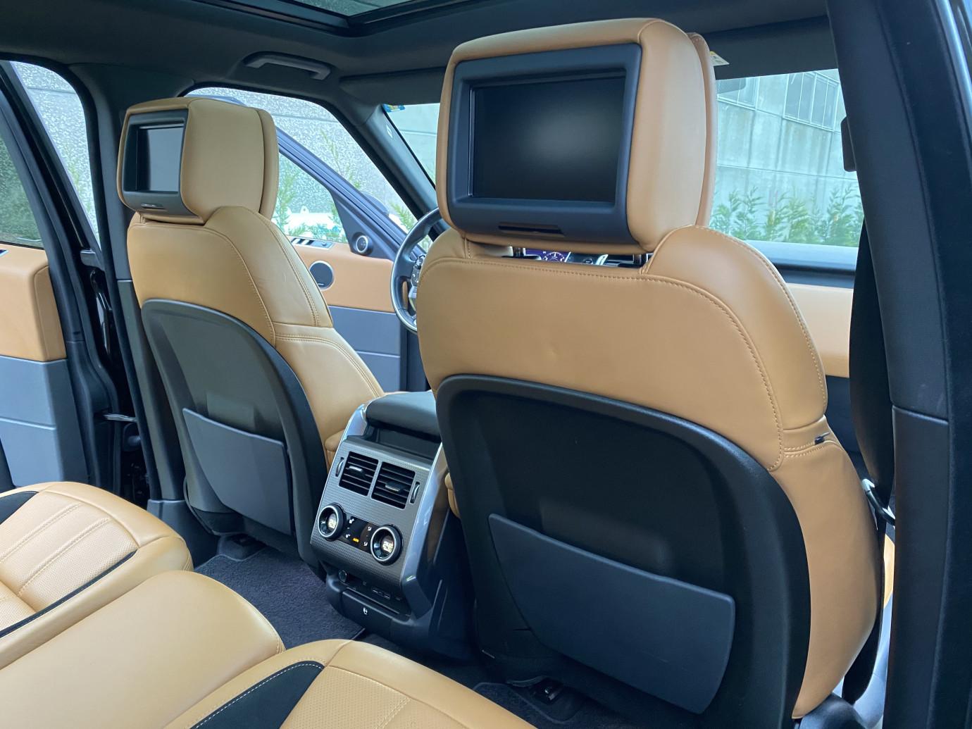 Full Option Land Rover Range Rover Sport 3.0 SDV6 HSE