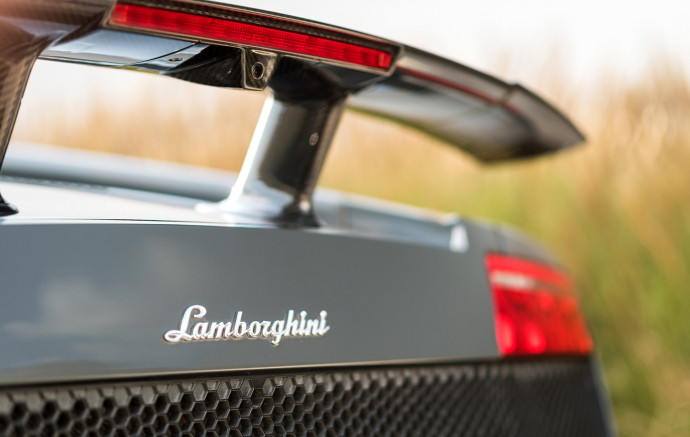 Lamborghini LP570-4 Superleggera