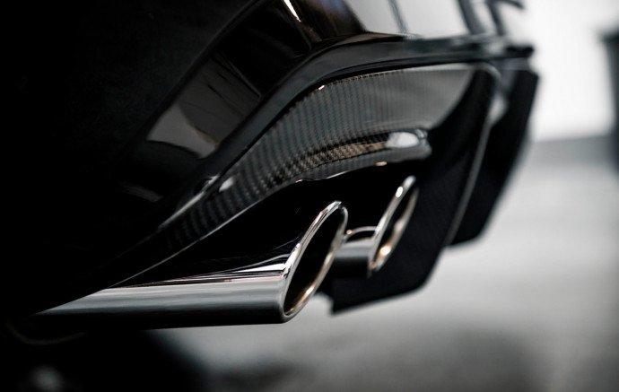 Mercedes CLK 6.3 AMG Black Series