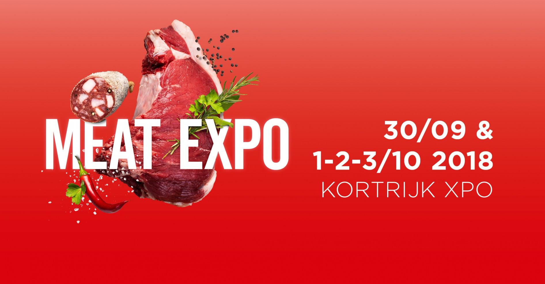 Vier dagen lang is Meat Expo het forum waar het slagersambacht, de passie voor het vak en de...