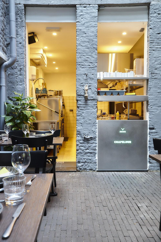 Chapeluuris dé nieuwe krokettenbar van Gent. Met meer dan twintig verschillende soorten komt...