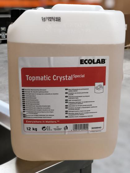 Specifiek voor glazenmachines voor industriële machines. Vrij van EDTA, NTA, fosfaten en...