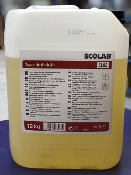 Vloeibaar reinigingsproduct voor professionele vaatwasmachines. Bevat geen cloor en is geschikt...