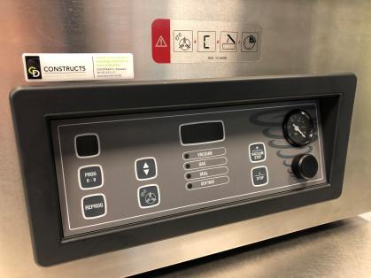 VOOR EEN OPTIMALE VERPAKKING Basismodel vacuümmachine voor het...