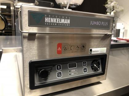 Dé basisverpakkingsmachine van Henkelman. Nieuw toestel met 1 jaar garantie op service en...