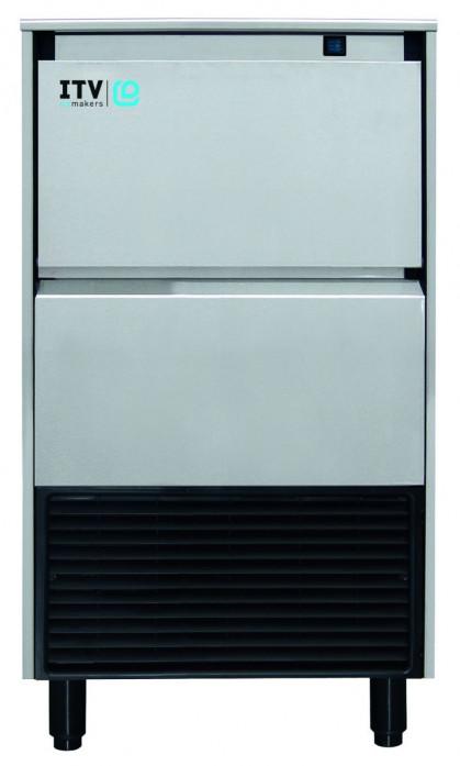 Met de GALA-ijsmachines van ITV kunt u volledige cilindrische ijsblokjes van 30 g maken. Het...