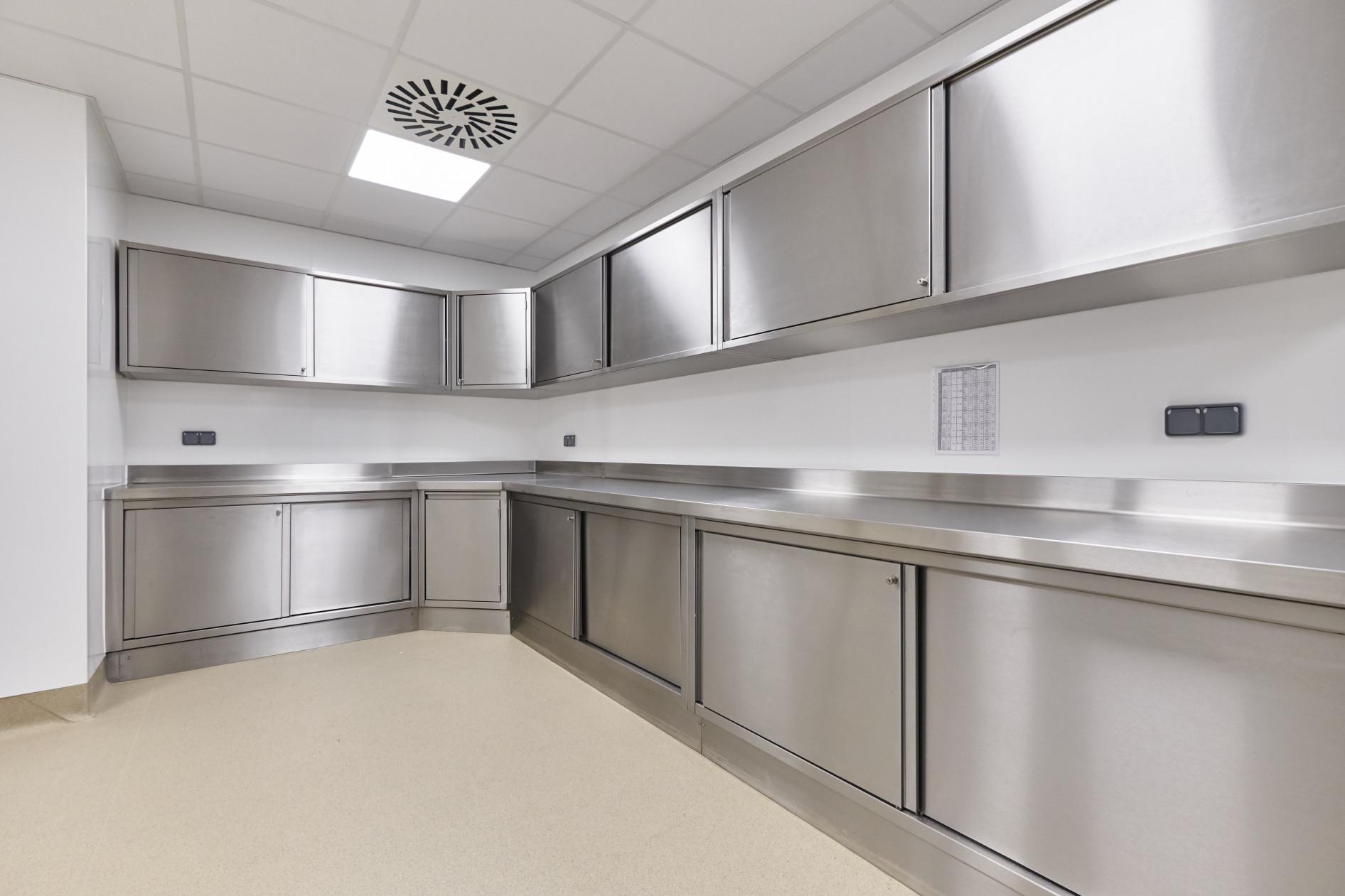 Voor de keukenrealisatie van woonzorgcentrum De Waterdam werd opnieuw een mooie samenwerking...