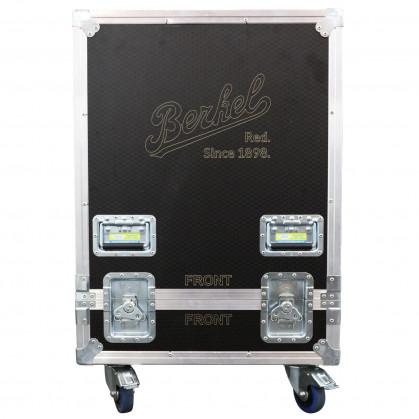 De Berkel flightcase is onmisbaar indien u zich frequent wil verplaatsen met uw Berkel zonder...