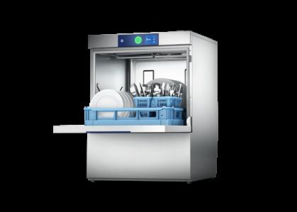 OmschrijvingVoorlader vaatwasmachine met optionele dubbele beladingTheoretische...