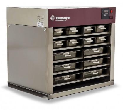 Thermodyne's 700NDNL aanrecht slow cook and hold biedt voedselkwaliteit en keukenefficiëntie...